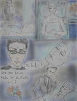 Comic fanart This Inmortal Coil 1 by Gala-maia