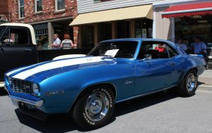 69 Z28 by boogster11