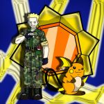 KANTO GYM LEADERS: LT. SURGE by Fox0808