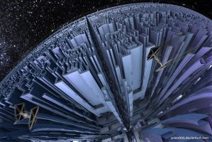 Deathstar 3.0 by psion005