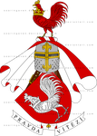Coat of arms of Vaclav Havel by SoaringAven