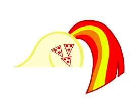 (requested) Pizza's flank by kuren247