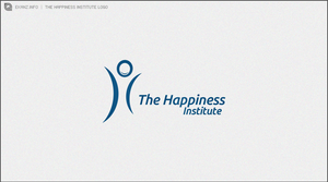 The Happiness Institute logo by ekanz