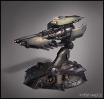 R3 Breach Turret by MeckanicalMind