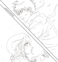 IchiRuki by HollowCN