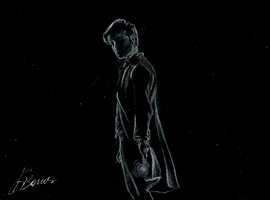 The Lonely Time Lord by KarolBarros