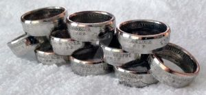 State Coin Rings by TCSCustoms