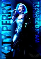 Katy Perry Custom Poster by Sinfrid