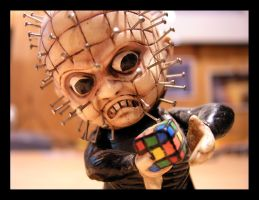 my lil hellraiser fella by -bl1nd-stock