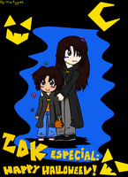 LDK Especial Halloween by Kaitogirl