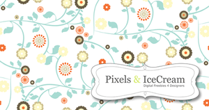 """GypsyGarden"" Seamless tile by pixelsandicecream"