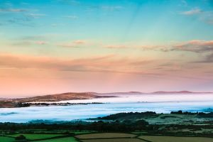 West From Pew Tor by PeteLatham