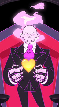 Mystery skulls 02 by redelice