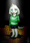 here have an asriel by sp00kies