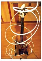 bass guitar I by marse77