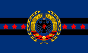 Flag of the Ausgardian Empire by GeneralHelghast