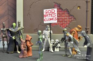 God Hates Clones by Jbressi