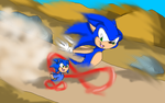 Sonic the Father by SighriaDragoness12