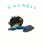 Sad Troll by Jerena