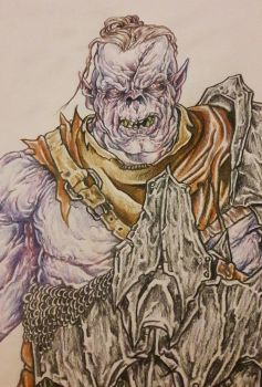 Orc pail 2 by urbe