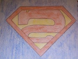 Superman logo by 0me0