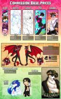 Commission Info: June 2012 by Silberry