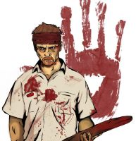 Shaun of the Dead by DerP3ter