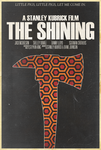 The Shining - Alt. Minimalist Poster by disgorgeapocalypse