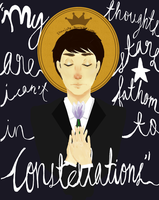 Augustus from The Fault in Our Stars by coffee-bun