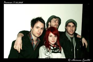 Paramore by write-with-the-light