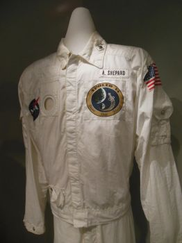 Alan Shepard's Apollo 14 Uniform by rlkitterman
