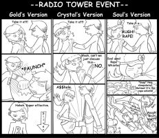 Radio Tower Event by butter-rolls