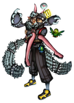 [Gaia] Immortal Traceur by MysticSteph