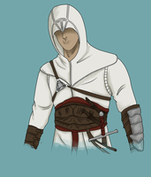 Altair by Shutterbuggie