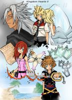 -KH2 tribute- by soraxkairi4ever