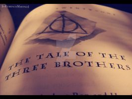 The Tale of the Three Brothers by ImprovisingMyLife