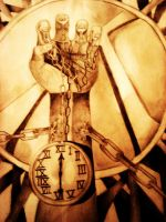 time by grungey