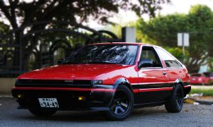 AE86 3 by thenewsoul