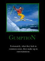 G is for Gumption by demotivated16
