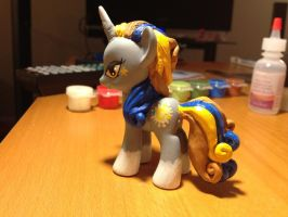 MLPFIM Bronyville's Starry Night custom by omgwtflols