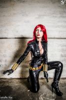 Black Widow - Marvel by jotaPeVaz