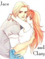 JaceandClary by EllieJelly666