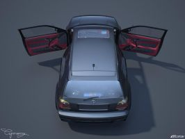 VW Golf 3 GTI 21 by cipriany