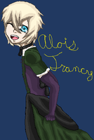Alois in a DRESS by OtakuKnightGirl42