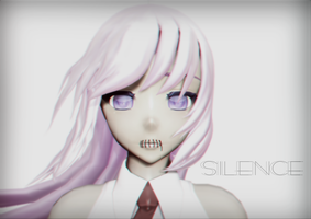 S i l e n c e by Fan-kot