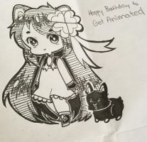 G: HBD Getanimated! by GrayOblivion