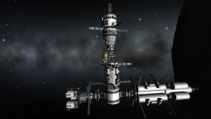 Imperial Munar Science Station Operational by menalaos1971