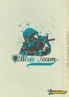 Blue Team by donkolondoy