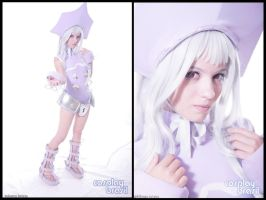 Iron Maiden Jeanne - Shaman King Cosplay by MishiroMirage