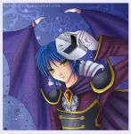 -Gijinka Project: Meta Knight- by Kurama-chan